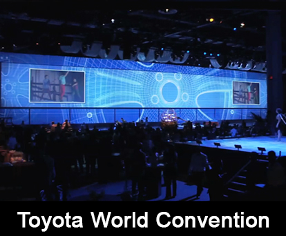 Toyota World Convertion