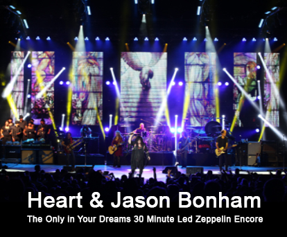 Heart & Jason Bonham