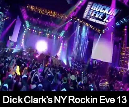 Dick Clark's NY Rockin Eve 13